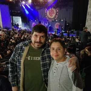 Richard attended Whitesnake - Nu-metal on Apr 20th 2019 via VetTix