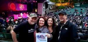 Ron attended Whitesnake - Nu-metal on Apr 20th 2019 via VetTix