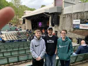Matthew attended Whitesnake - Nu-metal on Apr 20th 2019 via VetTix