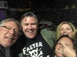 Kevin attended Whitesnake - Nu-metal on Apr 20th 2019 via VetTix