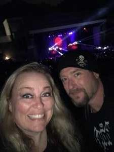 Lynn attended Whitesnake - Nu-metal on Apr 20th 2019 via VetTix