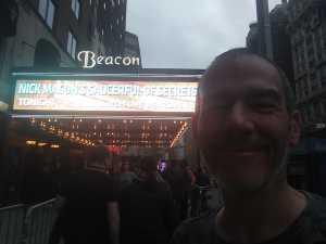 Dan attended Nick Mason's Saucerful of Secrets - Pop on Apr 19th 2019 via VetTix