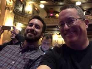 Robert attended Nick Mason's Saucerful of Secrets - Pop on Apr 19th 2019 via VetTix