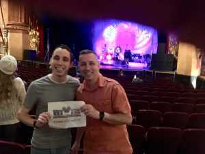 Don attended Nick Mason's Saucerful of Secrets - Pop on Apr 19th 2019 via VetTix