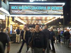 Alberto attended Nick Mason's Saucerful of Secrets - Pop on Apr 19th 2019 via VetTix