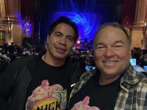 Kevin attended Nick Mason's Saucerful of Secrets - Pop on Apr 19th 2019 via VetTix