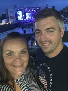 Benjamin Holladay attended Hootie and the Blowfish With Special Guest Sheryl Crow on Apr 12th 2019 via VetTix