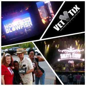 STACY attended Hootie and the Blowfish With Special Guest Sheryl Crow on Apr 12th 2019 via VetTix
