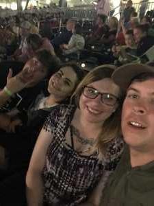 Amanda attended Hootie and the Blowfish With Special Guest Sheryl Crow on Apr 12th 2019 via VetTix