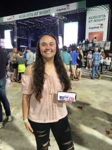 Alicia  attended Hootie and the Blowfish With Special Guest Sheryl Crow on Apr 12th 2019 via VetTix