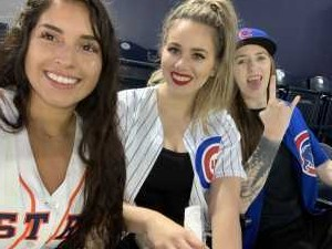 Katherine attended San Diego Padres vs. Cincinnati Reds - MLB on Apr 18th 2019 via VetTix