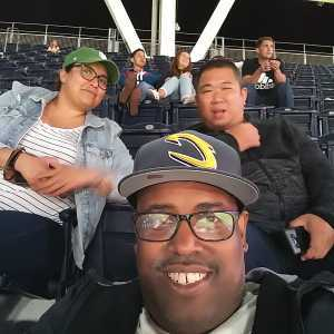 Erik attended San Diego Padres vs. Cincinnati Reds - MLB on Apr 18th 2019 via VetTix