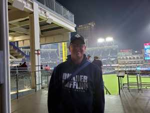 Phillip attended San Diego Padres vs. Cincinnati Reds - MLB on Apr 18th 2019 via VetTix