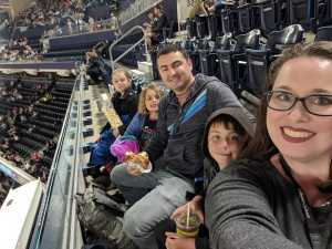 Kevin attended San Diego Padres vs. Cincinnati Reds - MLB on Apr 18th 2019 via VetTix