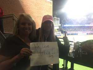 Theresa K attended San Diego Padres vs. Cincinnati Reds - MLB on Apr 18th 2019 via VetTix