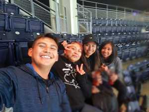 LIZ attended San Diego Padres vs. Cincinnati Reds - MLB on Apr 18th 2019 via VetTix