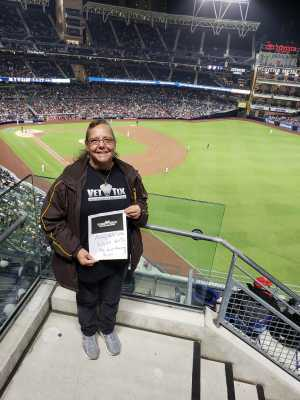 roger attended San Diego Padres vs. Cincinnati Reds - MLB on Apr 18th 2019 via VetTix