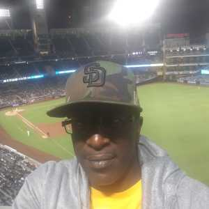 Michael attended San Diego Padres vs. Cincinnati Reds - MLB on Apr 18th 2019 via VetTix