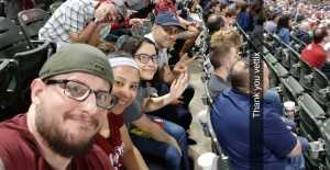 James attended Frisco RoughRiders vs. Midland RockHounds - MiLB on Apr 20th 2019 via VetTix