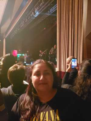 beatriz attended Seether on Apr 20th 2019 via VetTix