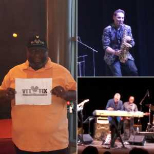 John Graves attended PHX Amplified Jazz & Soul Experience Weekend: Brian Simpson and Will Donato on Apr 13th 2019 via VetTix