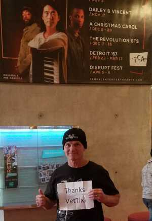 Dale attended PHX Amplified Jazz & Soul Experience Weekend: Brian Simpson and Will Donato on Apr 13th 2019 via VetTix