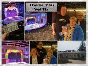 Michael  attended The Marvelous Wonderettes - Saturday on Apr 27th 2019 via VetTix