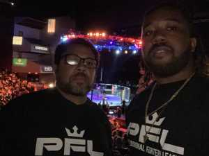 Terry attended Professional Fighters League MMA - Tracking Attendance - Live Mixed Martial Arts on Jul 11th 2019 via VetTix