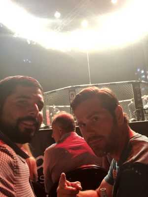Michael attended Professional Fighters League MMA - Tracking Attendance - Live Mixed Martial Arts on Jul 11th 2019 via VetTix
