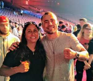 Leona attended Professional Fighters League MMA - Tracking Attendance - Live Mixed Martial Arts on Jul 11th 2019 via VetTix