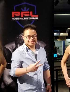 HK attended Professional Fighters League MMA - Tracking Attendance - Live Mixed Martial Arts on Jul 11th 2019 via VetTix