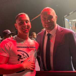 anthony attended Professional Fighters League MMA - Tracking Attendance - Live Mixed Martial Arts on Jul 11th 2019 via VetTix