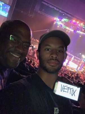 Nelson attended Professional Fighters League MMA - Tracking Attendance - Live Mixed Martial Arts on Jul 11th 2019 via VetTix