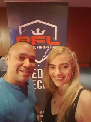 Jose attended Professional Fighters League MMA - Tracking Attendance - Live Mixed Martial Arts on Jul 11th 2019 via VetTix