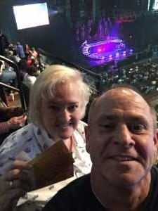 Doug attended Derek Hough Live Tour on Apr 27th 2019 via VetTix