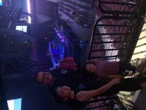 Jeremey attended Derek Hough Live Tour on Apr 27th 2019 via VetTix
