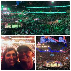 Robert attended UFC 236 - Mixed Martial Arts on Apr 13th 2019 via VetTix