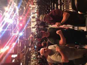 Christopher attended UFC 236 - Mixed Martial Arts on Apr 13th 2019 via VetTix