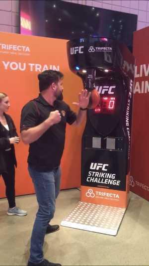 Jonathon attended UFC 236 - Mixed Martial Arts on Apr 13th 2019 via VetTix