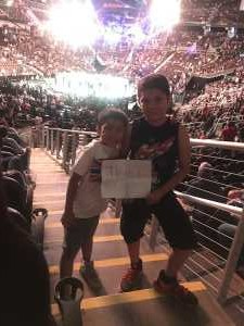 Aide attended UFC 236 - Mixed Martial Arts on Apr 13th 2019 via VetTix
