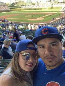 ALFREDO attended Chicago Cubs vs. Oakland Athletics - MLB on Aug 6th 2019 via VetTix