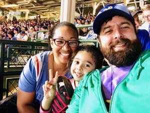 Iris attended Chicago Cubs vs. Philadelphia Phillies - MLB on May 22nd 2019 via VetTix