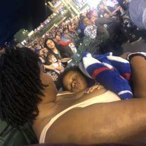 Letitia attended Chicago Cubs vs. Philadelphia Phillies - MLB on May 22nd 2019 via VetTix