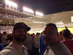 Daniel attended Chicago Cubs vs. Philadelphia Phillies - MLB on May 22nd 2019 via VetTix