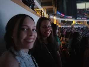 Craig attended Carrie Underwood: the Cry Pretty Tour 360 - Standing Room Only on May 12th 2019 via VetTix