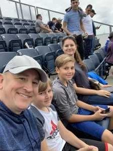 AF Fam attended Philadelphia Union vs Montreal Impact - MLS on Apr 20th 2019 via VetTix