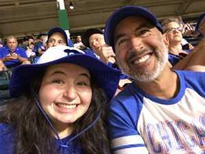 Michael attended Chicago Cubs vs. Atlanta Braves - MLB on Jun 25th 2019 via VetTix