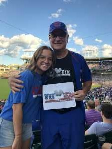 Paul attended Chicago Cubs vs. Atlanta Braves - MLB on Jun 25th 2019 via VetTix