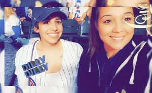 Malissa and Sylvia attended Chicago Cubs vs. Cincinnati Reds - MLB on Sep 16th 2019 via VetTix