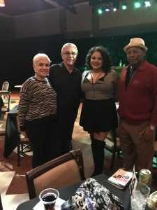 Irasema attended Murder Ballad - Sunday Evening on Apr 21st 2019 via VetTix